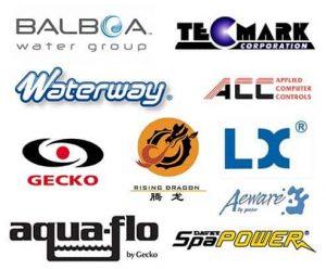 hot tub logos