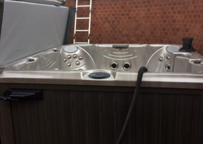 hot tub servicing 3