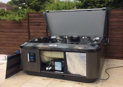 hot tub servicing 4